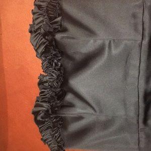 White House Black Market Dresses - Black dress/white/black store size 4